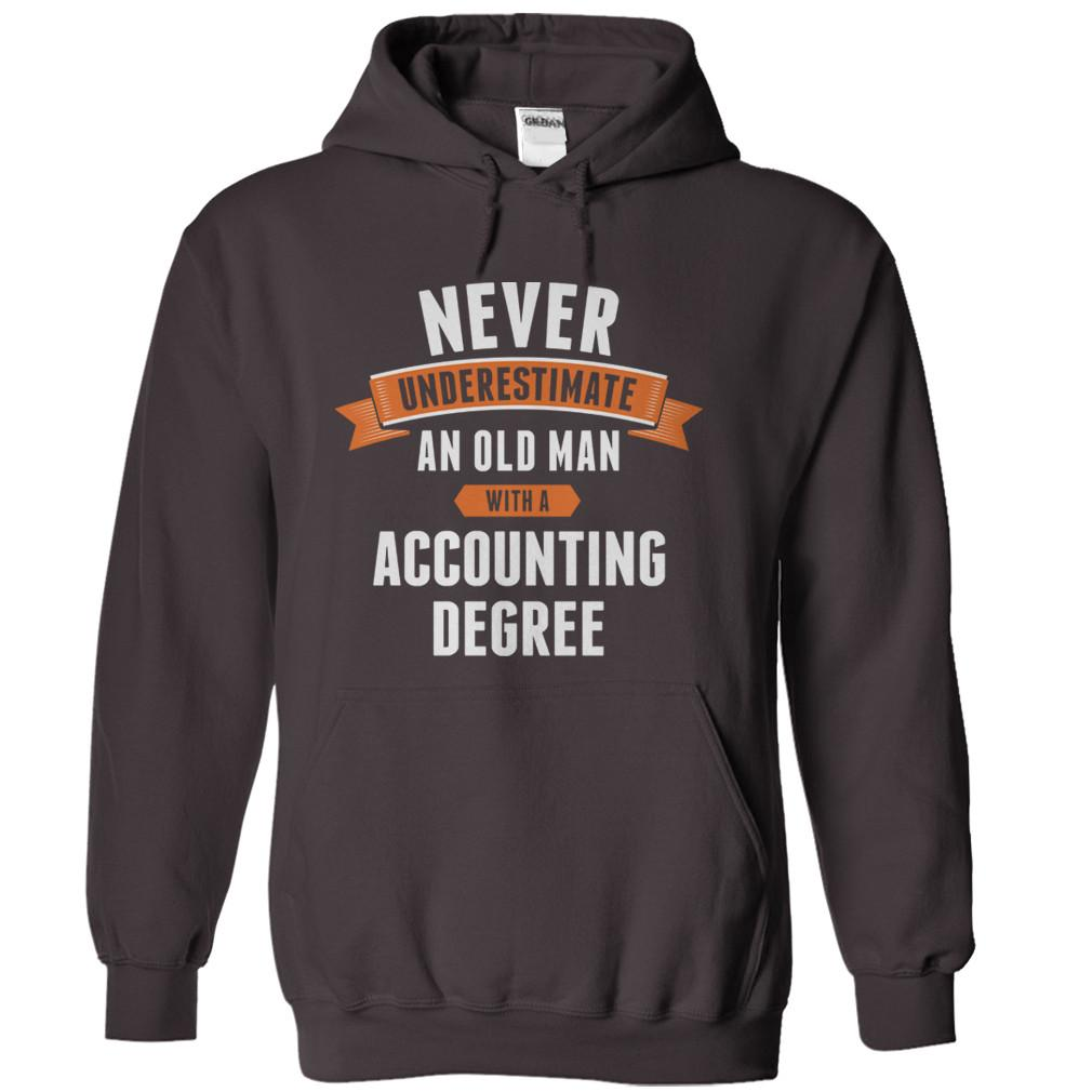 Never Underestimate An Old Man With An Accounting Degree