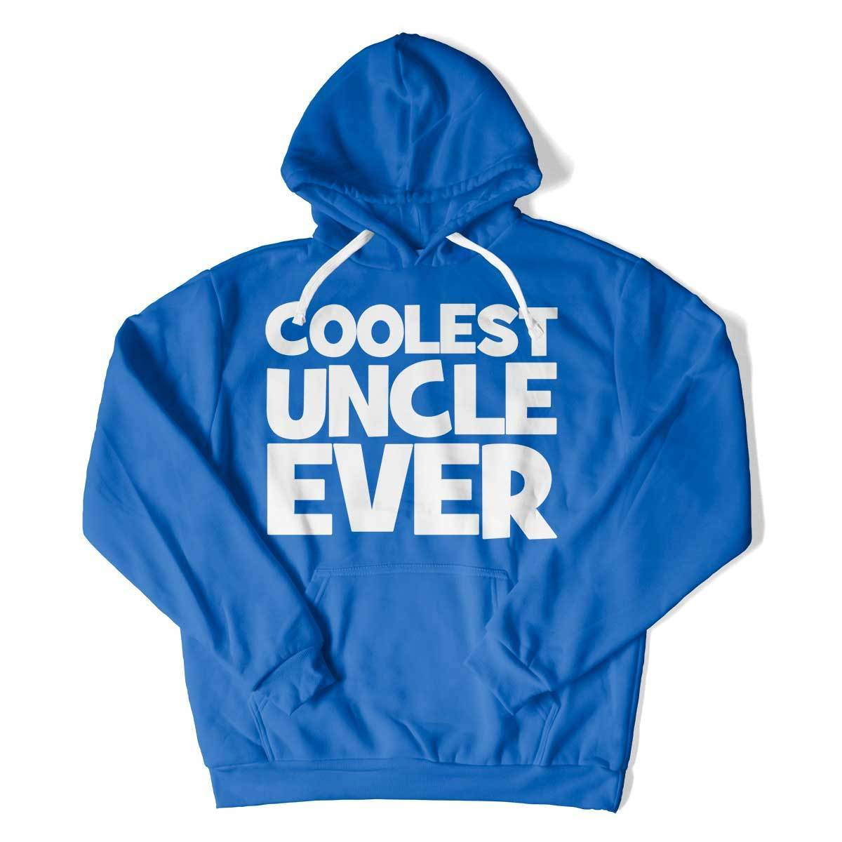 Coolest Uncle Ever Hoodie