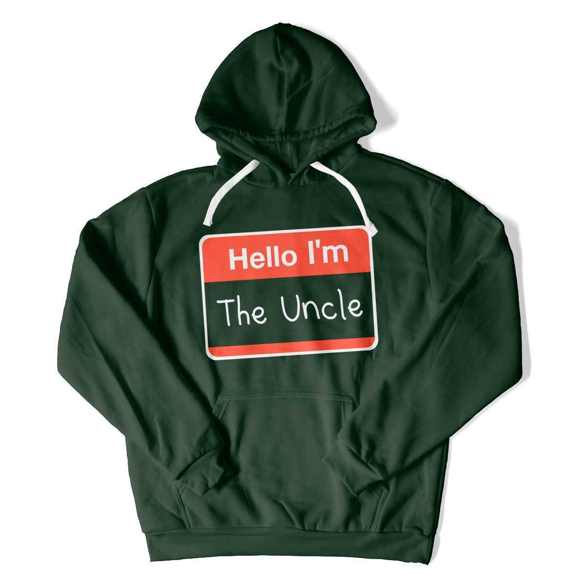 Hello I'm The Uncle Hoodie
