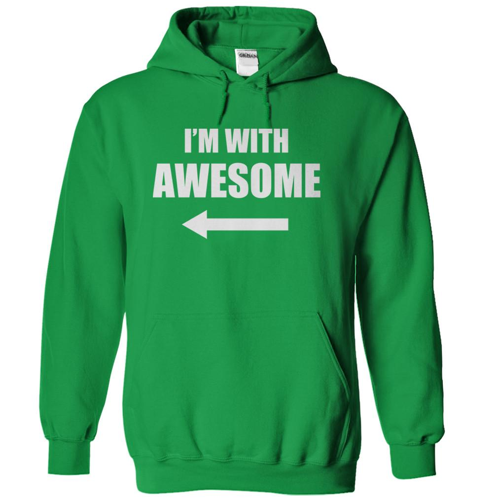 I'm With Awesome (Right)