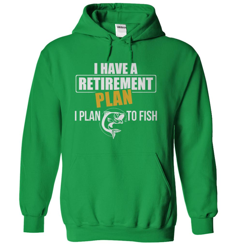 My Retirement Plan is Fishing