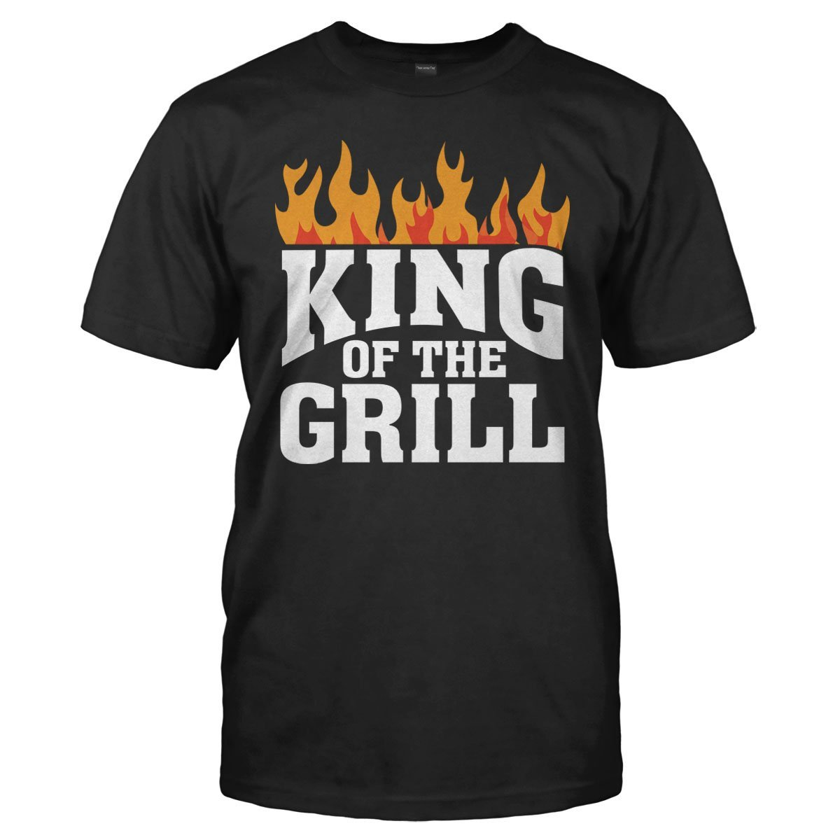King Of The Grill - T Shirt