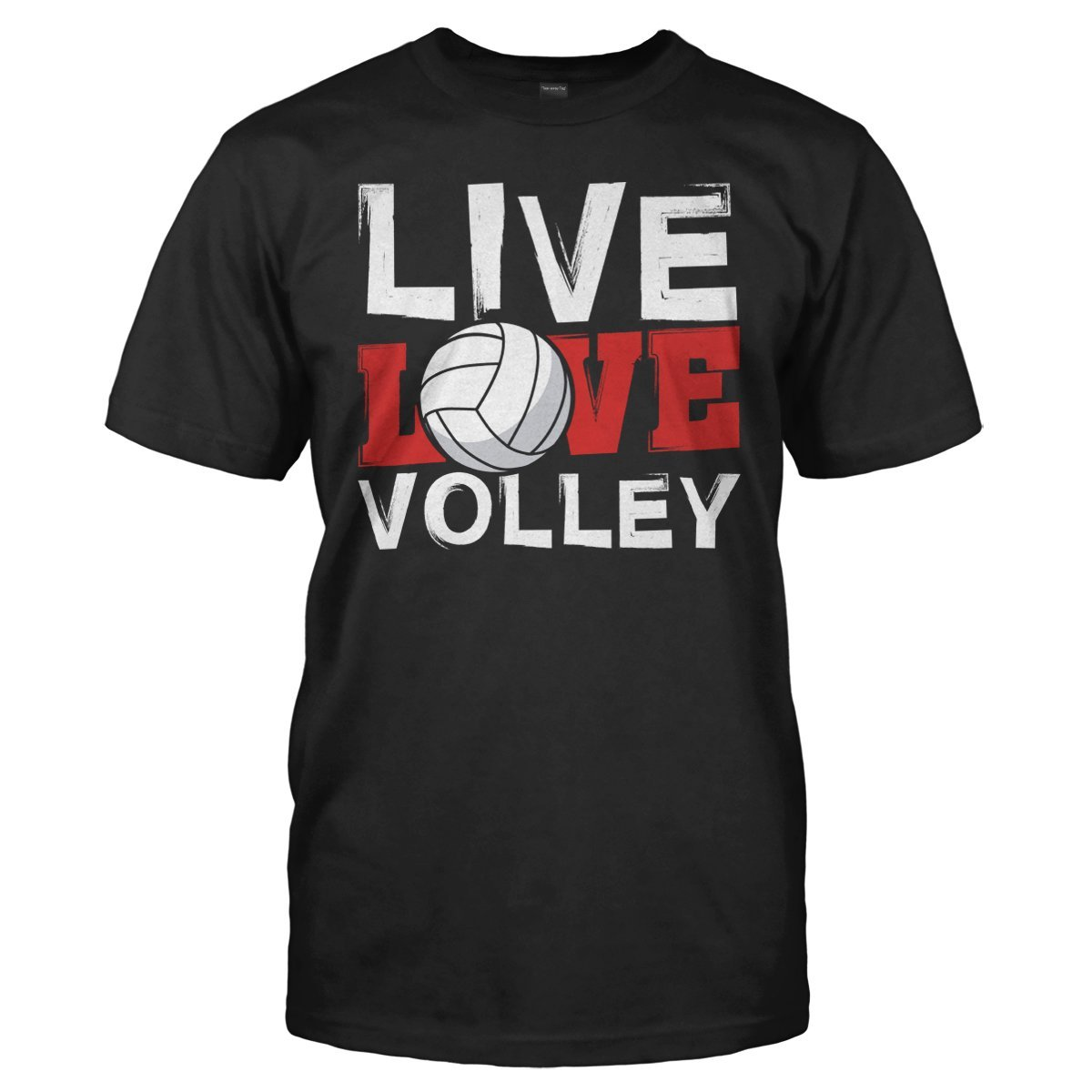 Live Love Volley - T Shirt
