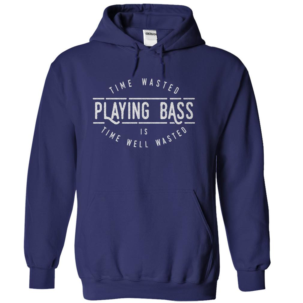 Time Wasted Playing Bass is Time Well Wasted