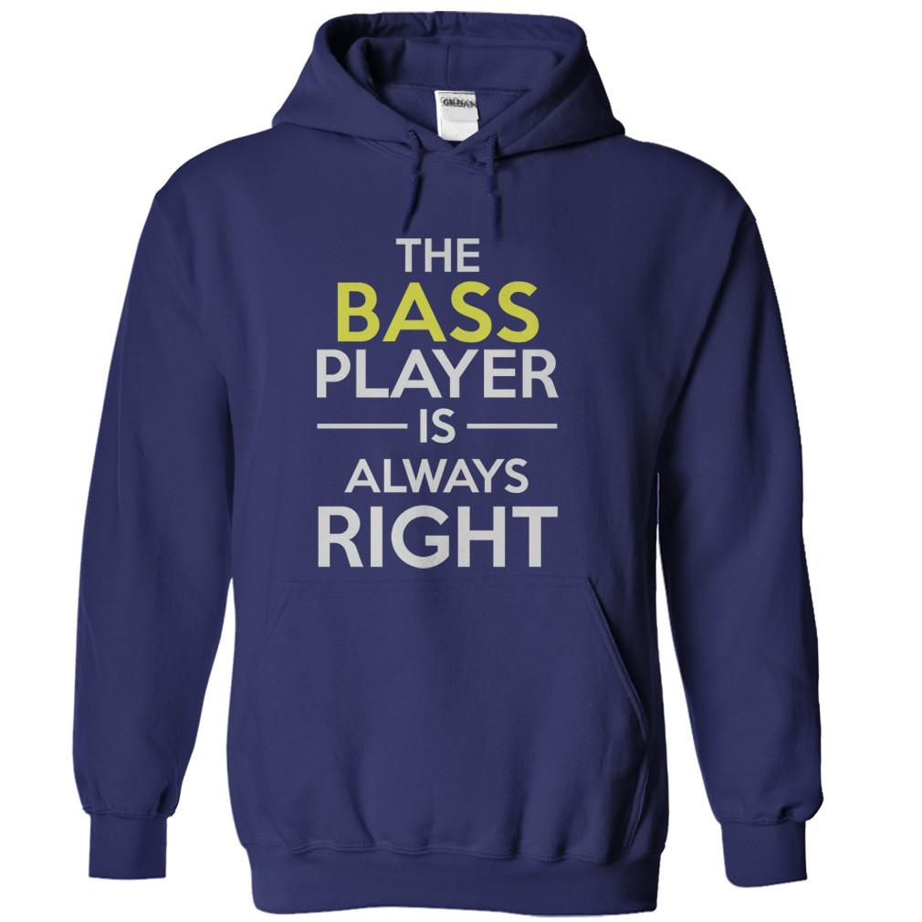 The Bass Player is Always Right