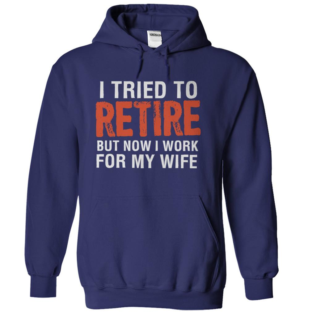 I Tried To Retire, But Now I Work For My Wife