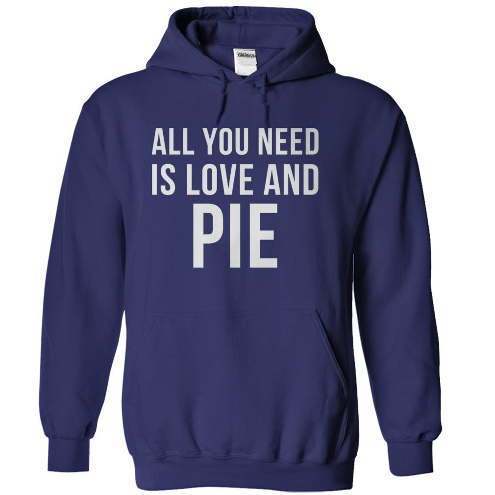 All You Need Is Love And Pie