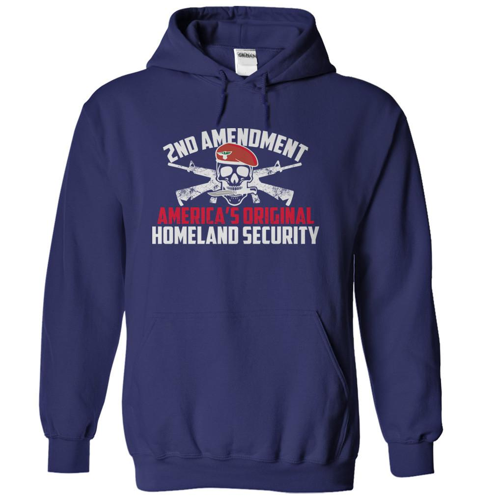 2nd Amendment - America's Original Homeland Security