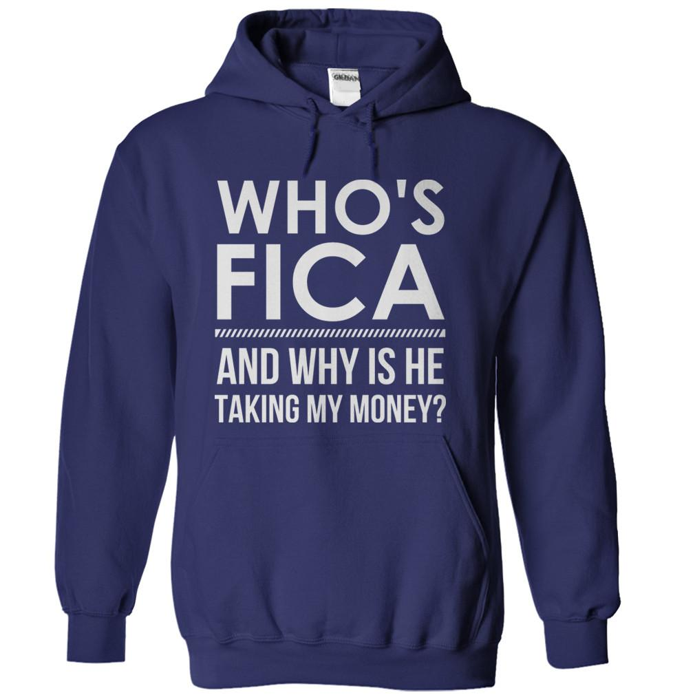 Who's Fica And Why Is He Taking My Money