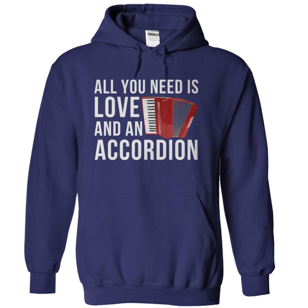 All You Need Is Love And An Accordion