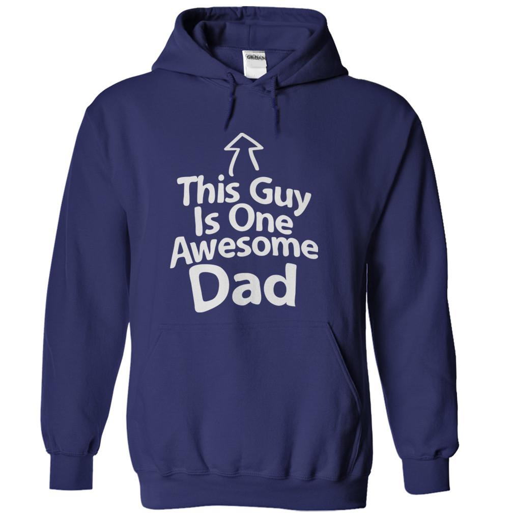 The Guy Is One Awesome Dad