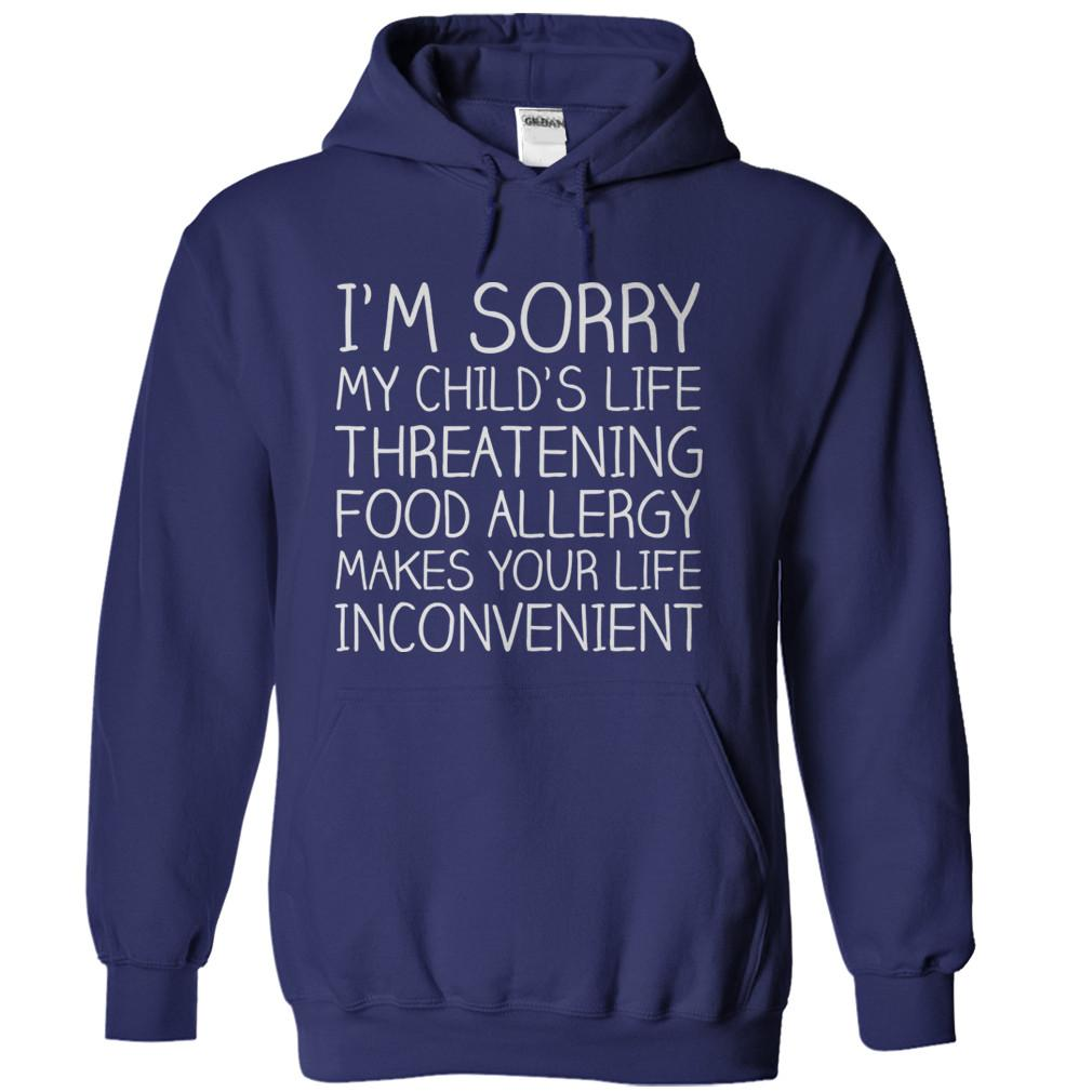 Sorry My Child's Life Threatening Allergy Is Inconvenient