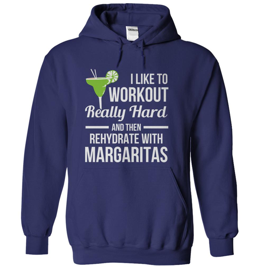 I Like to Workout and Rehydrate With Margaritas