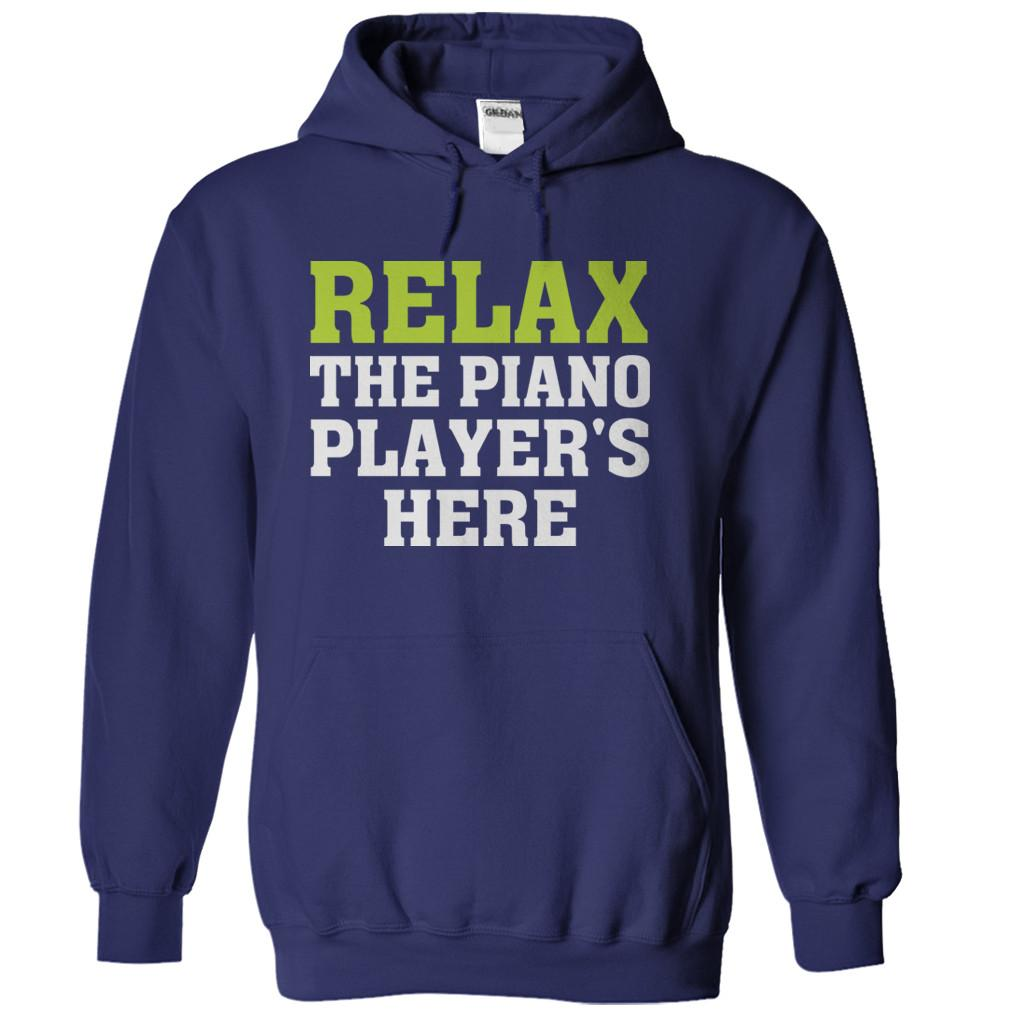 Relax - The Piano Player's Here