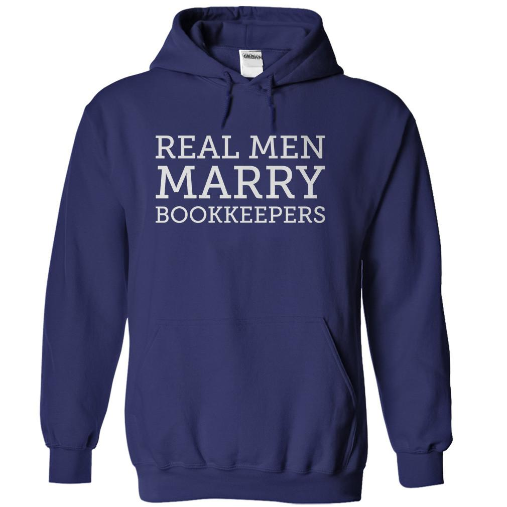 Real Men Marry Bookkeepers