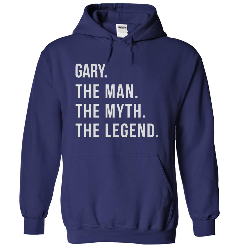 Gary. The Man. The Myth. The Legend.