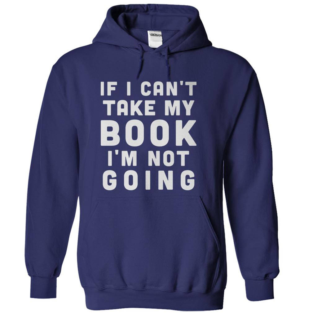 If I Can't Take My Book, I'm Not Going