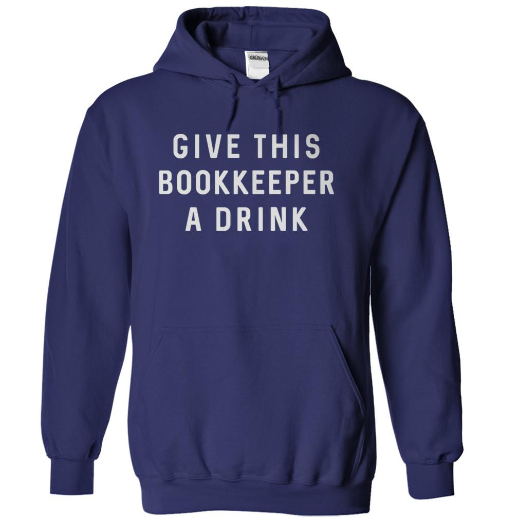 Give This Bookkeeper A Drink