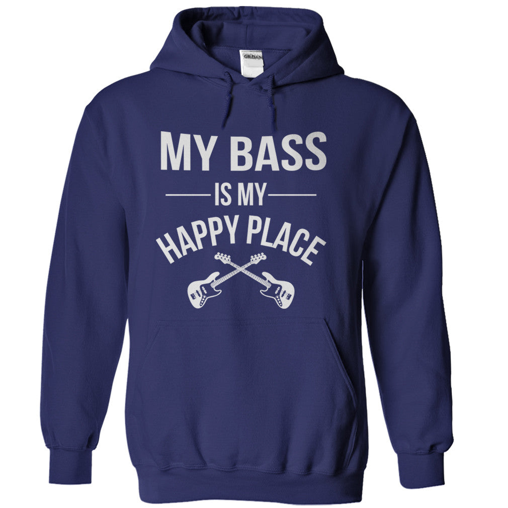 My Bass Is My Happy Place