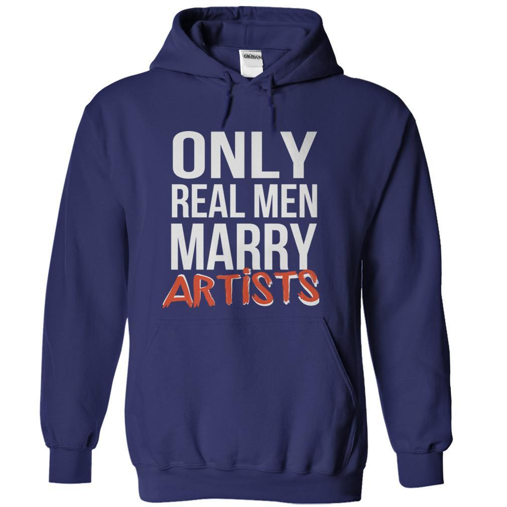 Only Real Men Marry Artists