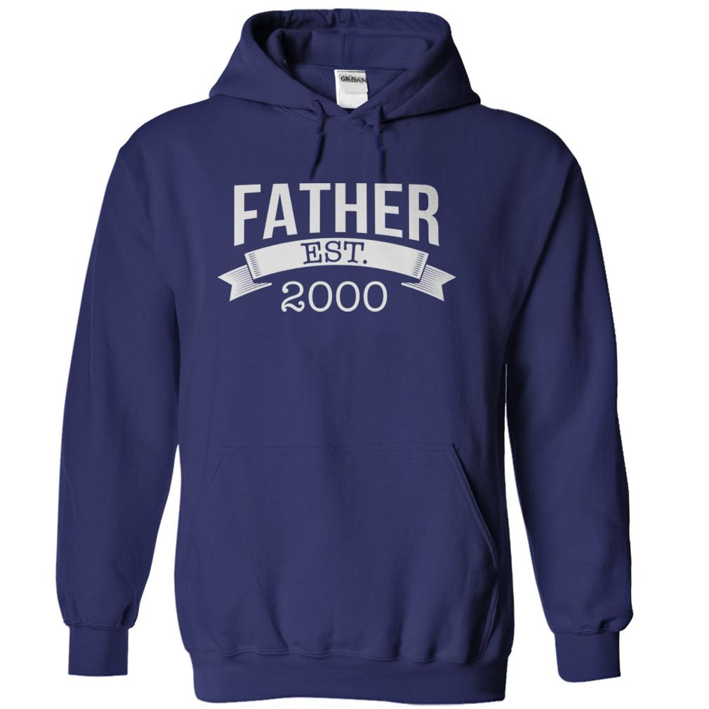 Father Established (Year) - Personalized