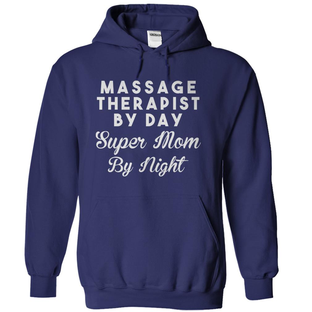 Massage Therapist By Day, Super Mom By Night
