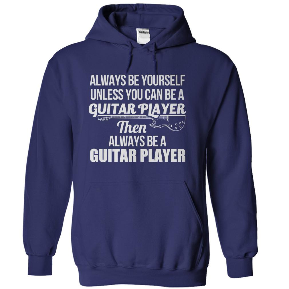 Always Be The Guitar Player