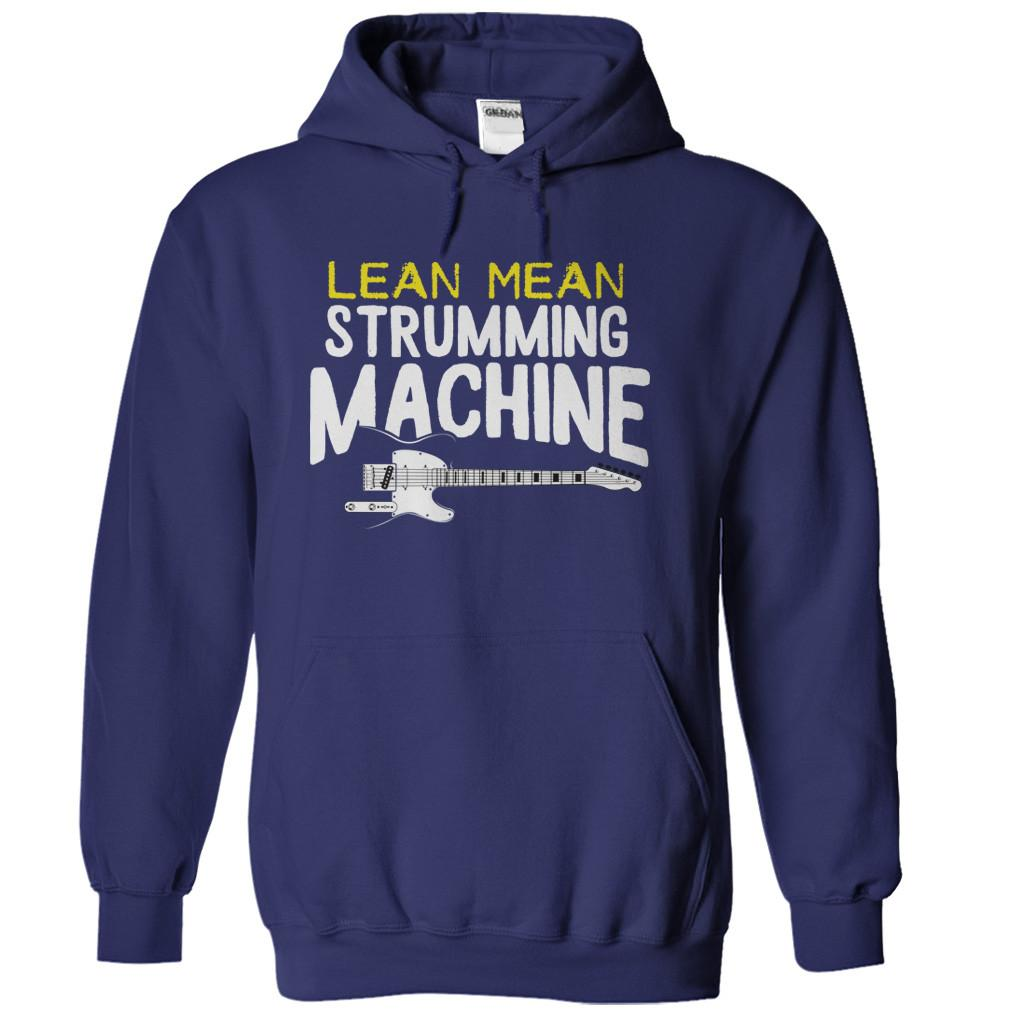 Lean Mean Strumming Machine