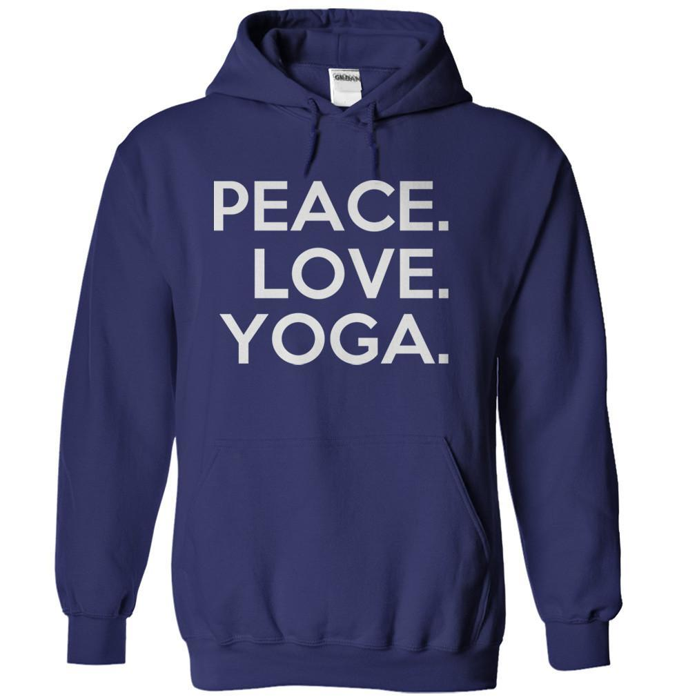 Peace. Love. Yoga.