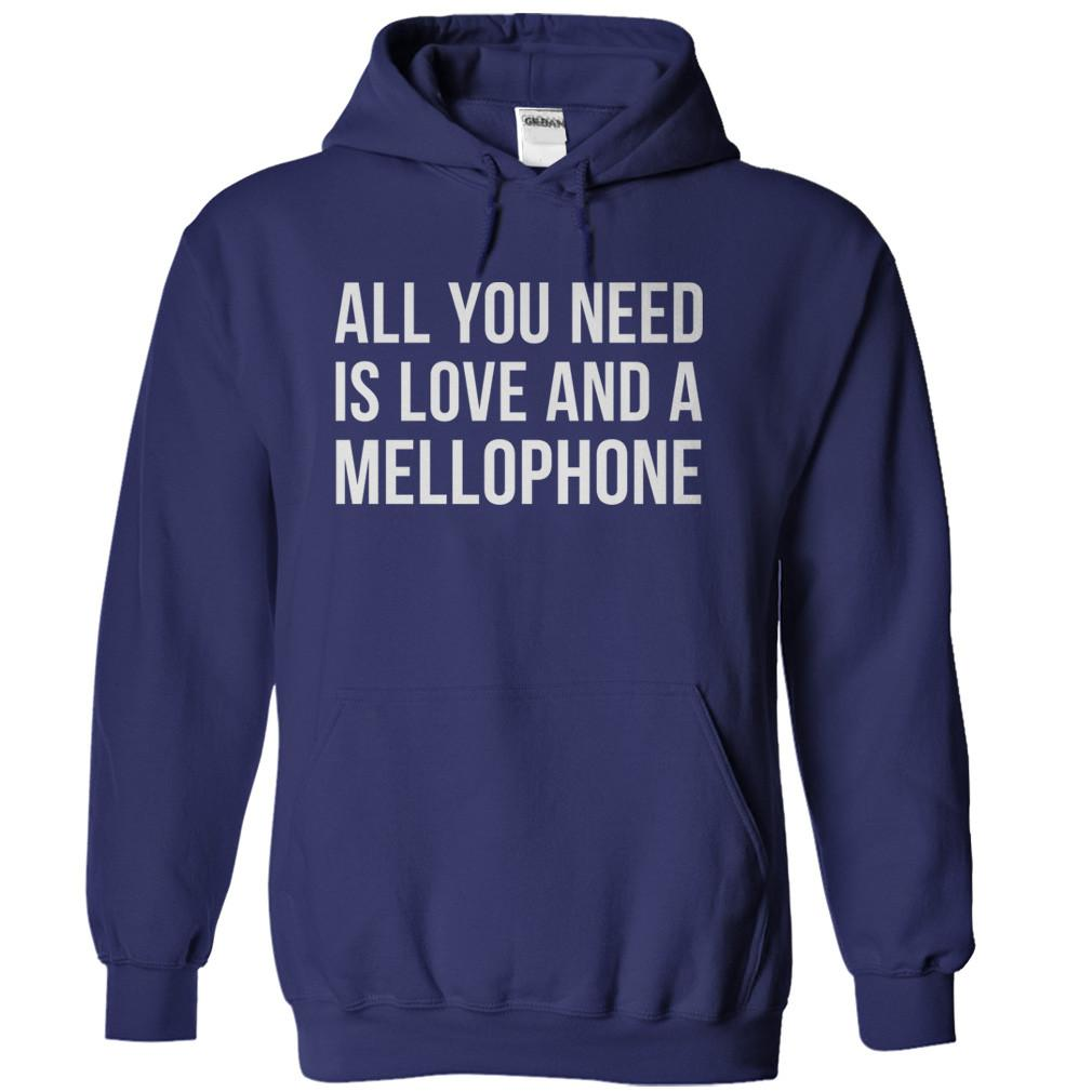 All You Need Is Love and A Mellophone