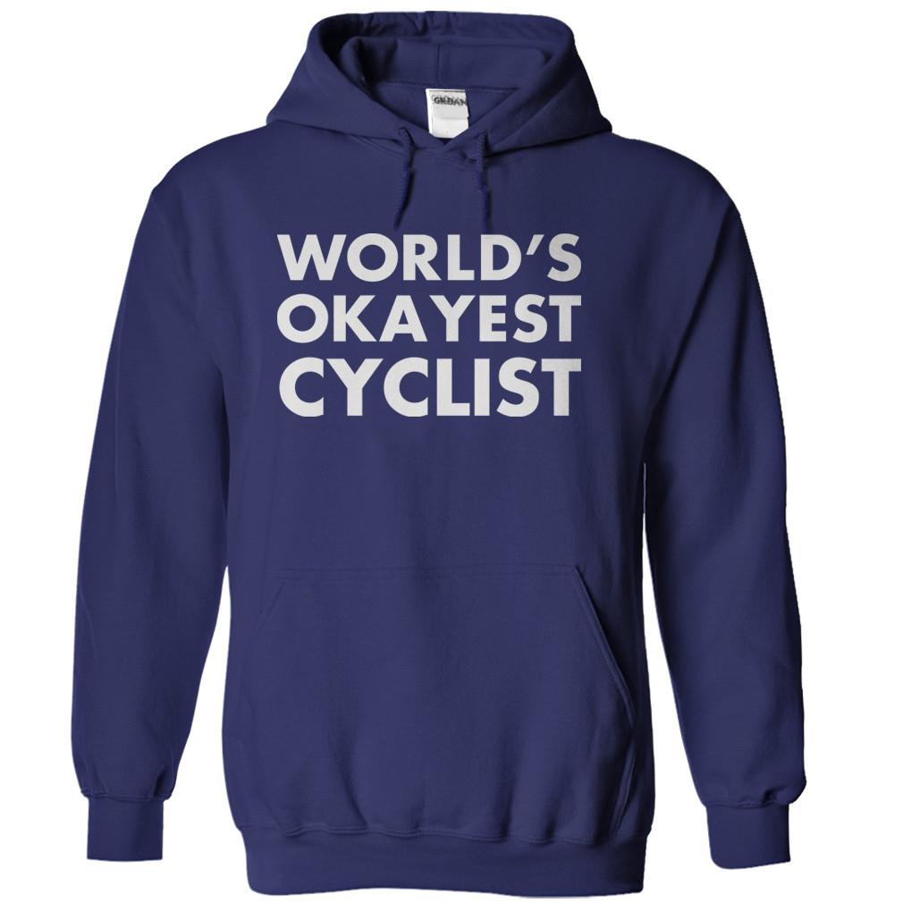World's Okayest Cyclist