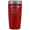 Tumbler For Mom Gift For Mothers Day Tumbler Coffee Tumbler Mommy Gift Idea Stainless Tumbler Coffee Drinker 30 Oz Travel Tumbler Cup TUB-03