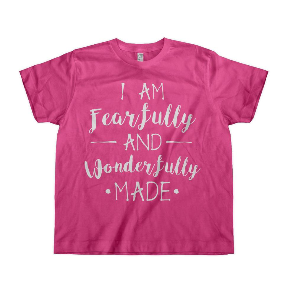 I Am Fearfully and Wonderfully Made - Kids