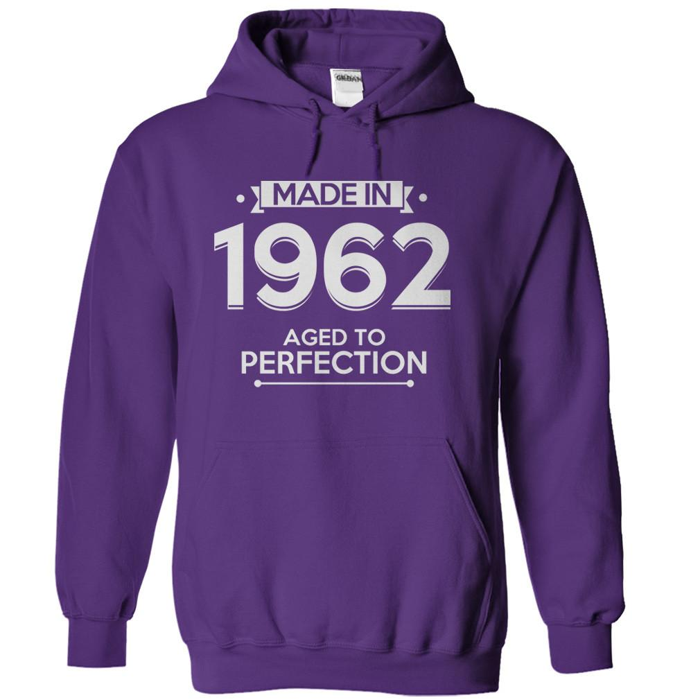 Made in 1962 Aged to Perfection