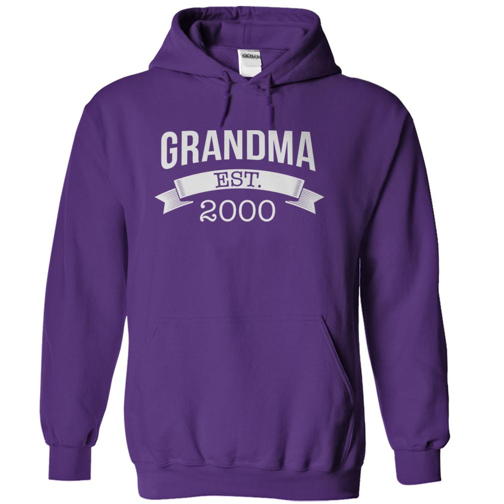 Grandma Established (Year) - Personalized