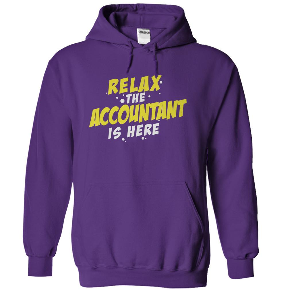 Relax - The Accountant is Here