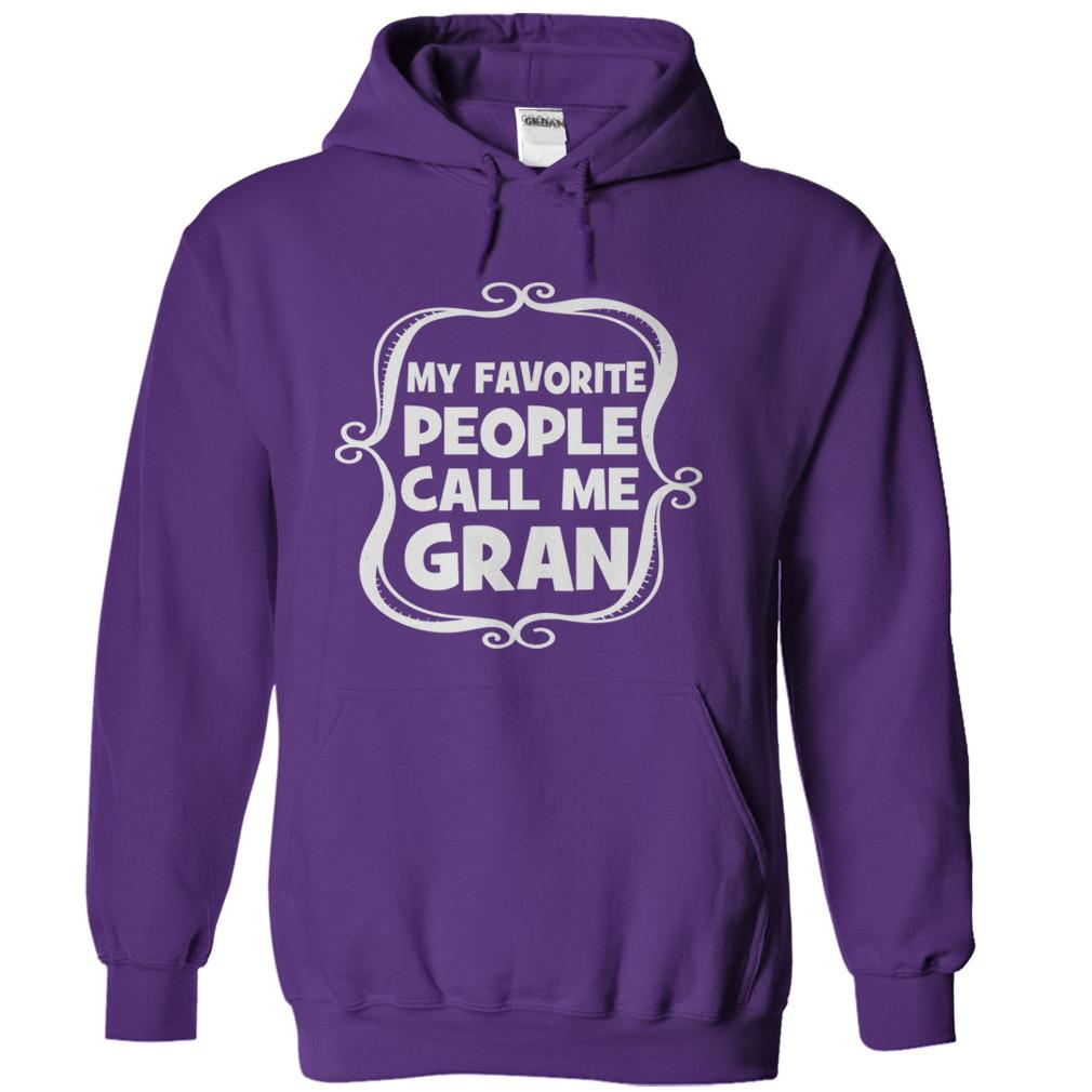 My Favorite People Call Me Gran