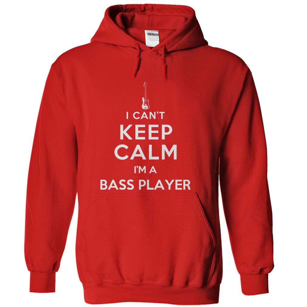 I Can't Keep Calm - I'm A Bass Player