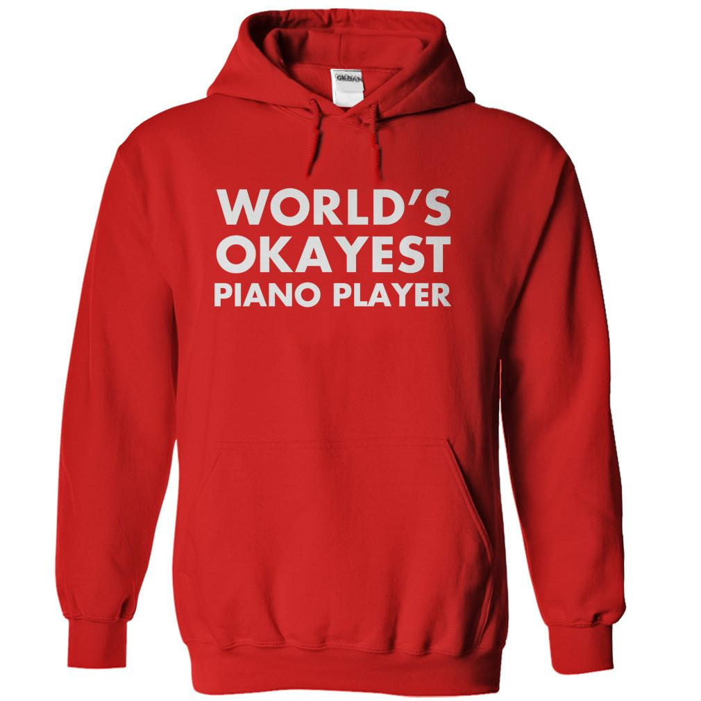 World's Okayest Piano Player