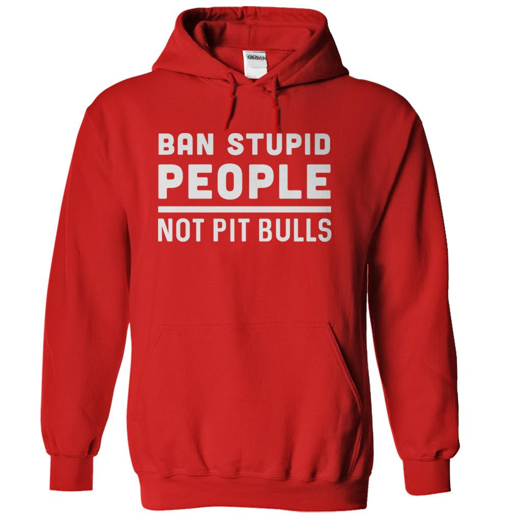 Ban Stupid People, Not Pit Bulls