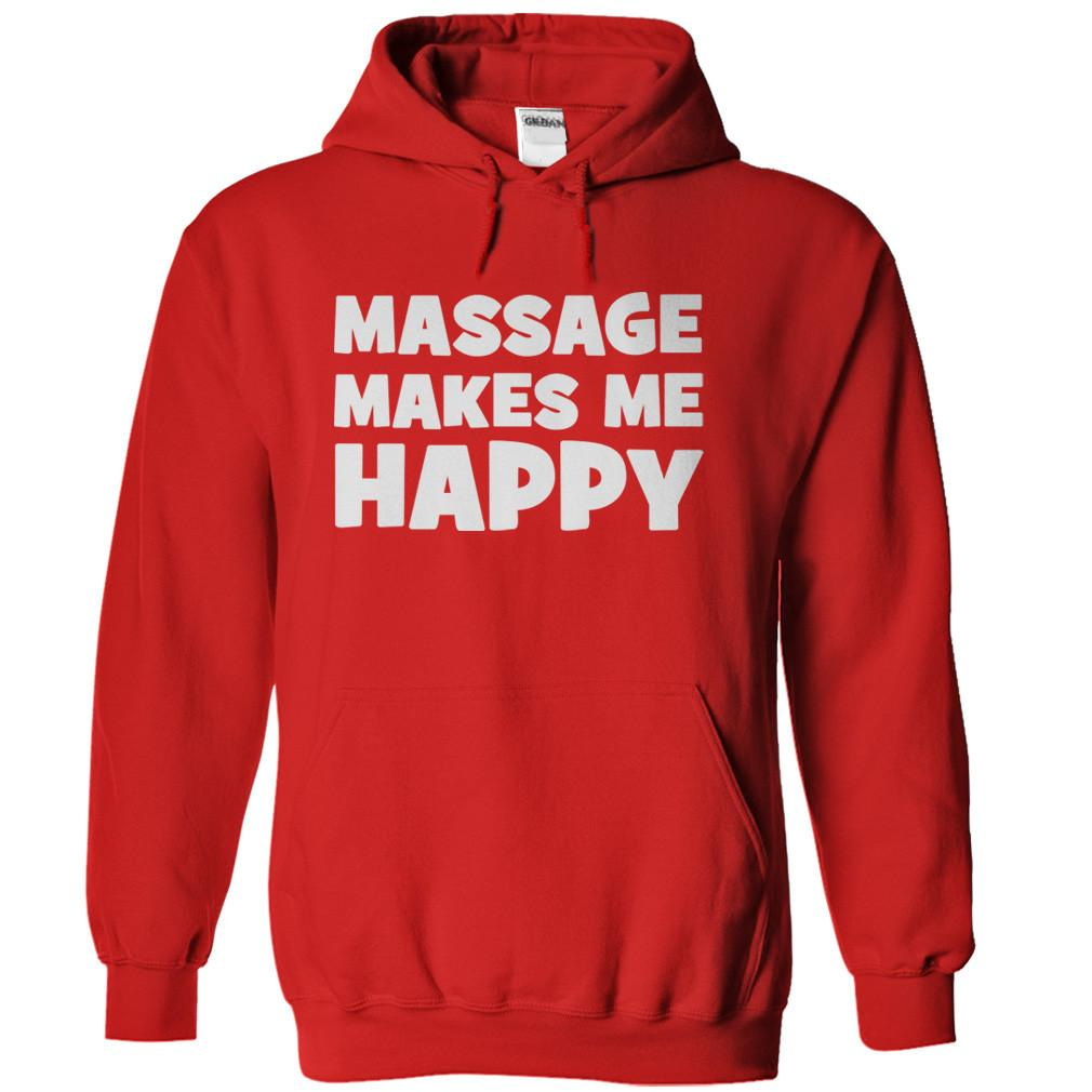 Massage Makes Me Happy