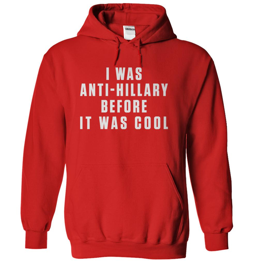 I Was Anti-Hillary Before It Was Cool
