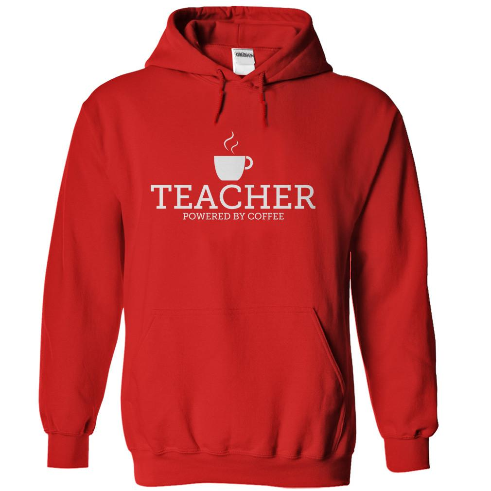 Teacher - Powered By Coffee