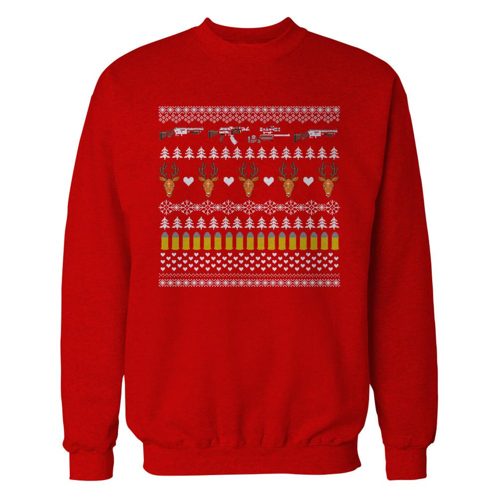Hunting - Ugly Christmas Sweater