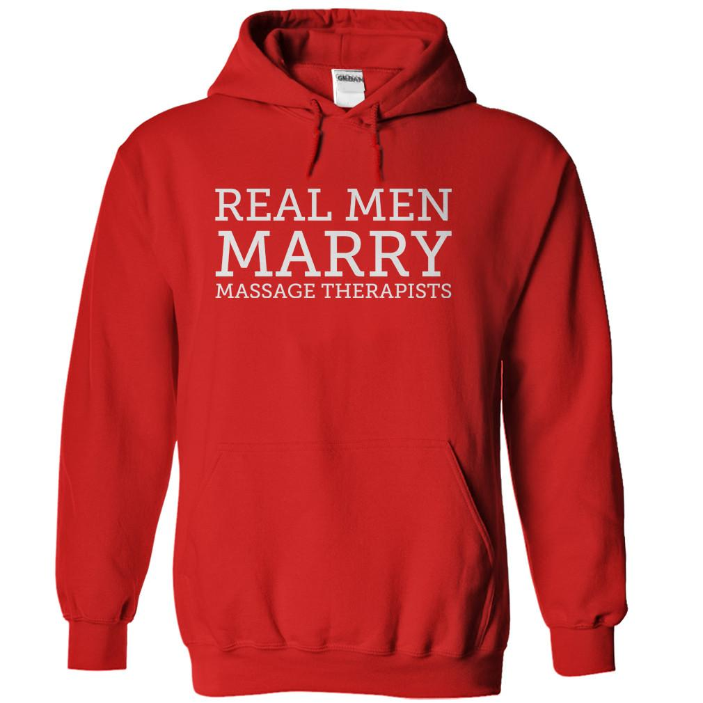 Real Men Marry Massage Therapists