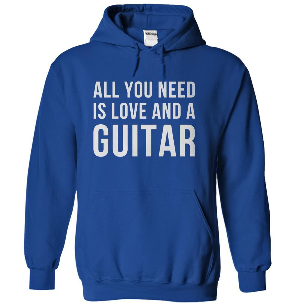 All You Need Is Love And A Guitar