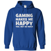 Gaming Makes Me Happy