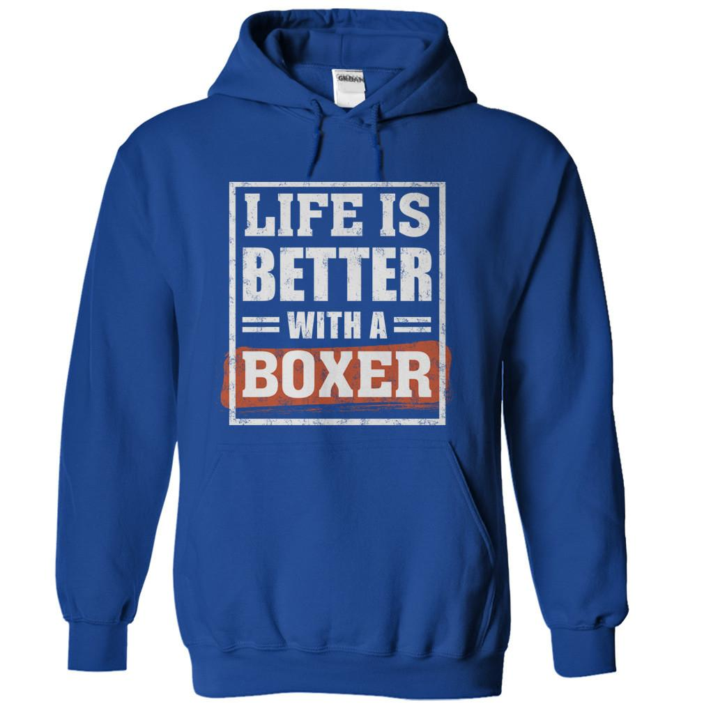 Life Is Better with a Boxer