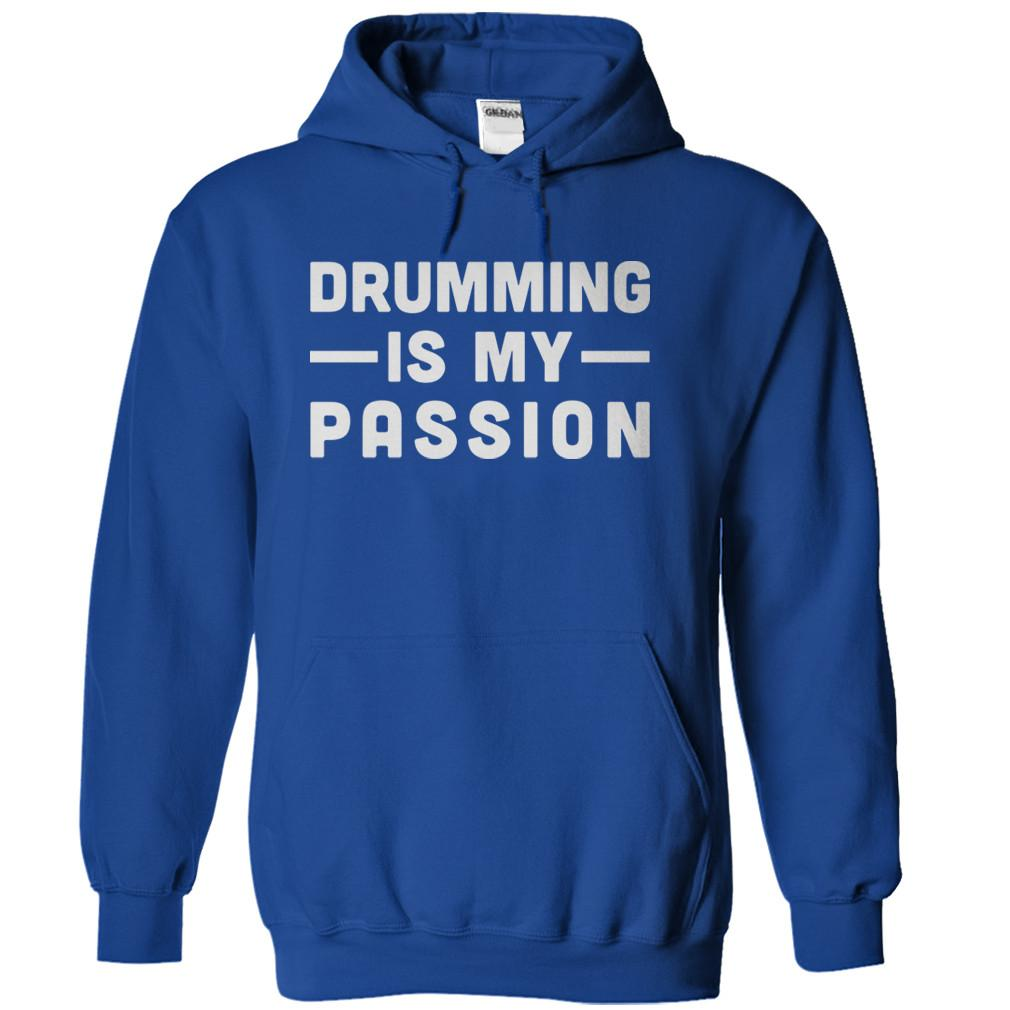 Drumming Is My Passion