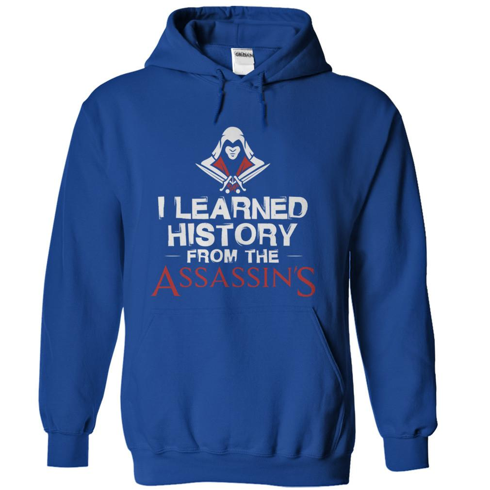 I Learned History From the Assassins